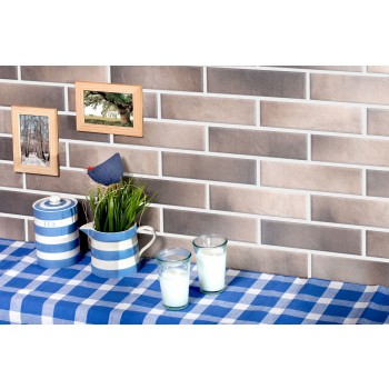 Фасадная плитка Cerrad Retro brick PEPPER 245×65