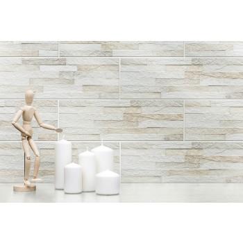 Фасадная плитка Cerrad Stone KALLIO CREAM 450×150
