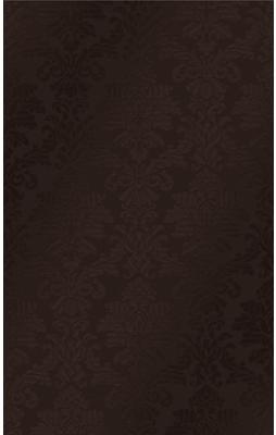 Плитка настенная Golden Tile Дамаско коричневый 25х40