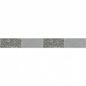 Керамогранит Zeus Ceramicа Casa Cemento Platinum Nero 5х45 Mfxf98