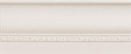 Бордюр Newker Allure Zocalo Allure White 12×29,5