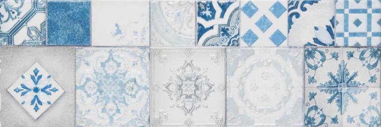 Декор Newker Artes Dukal Blue 20×60