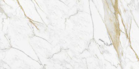 Керамогранит Ragno Bistrot Calacatta Michelangelo Soft Rett 75×150 R50C