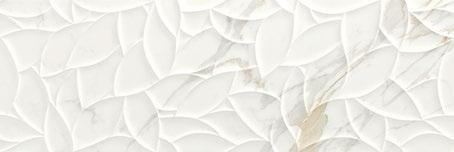 Плитка настенная Ragno Bistrot Calacatta Michelangelo Strutt Natura 40х120 R4Uj