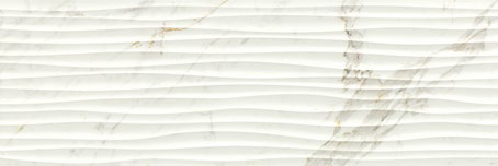 Плитка настенная Ragno Bistrot Calacatta Michelangelo Strutt Dune 40х120 R4Um