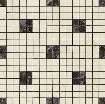Мозаика Ragno Bistrot Mosaico Marfil Glossy 29х29