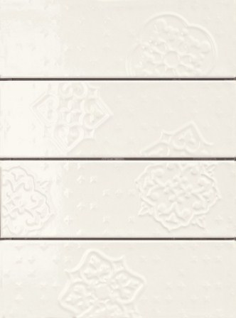 Плитка настенная Ragno Brick Glossy Decoro Beige 10×30