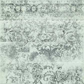 Керамогранит Ragno Concept Decoro Bianco 15×60