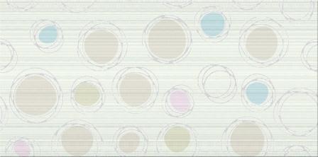 Декор Opoczno Diago Inserto Geo White 29,7×60