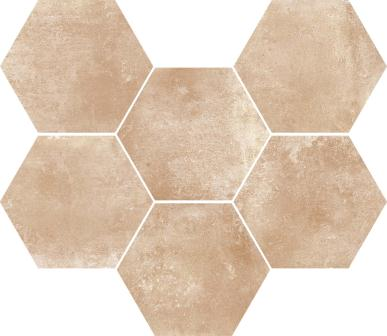 Керамогранит Ragno Epoca Rosa 18,2×21 R55Q