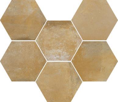 Керамогранит Ragno Epoca Ocra 18,2×21 R55P