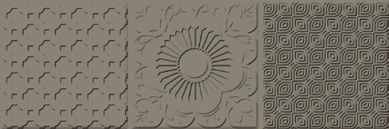 Настенная плитка Monopole Esencia Relieve Oliva Brillo 10×30