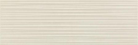 Плитка настенная Ragno Flex Crema Struttura Fibra 3D 25×76 R03G