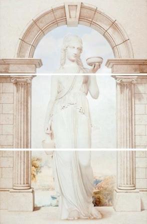 Декор-панно Opoczno Florentine Mosaic Classic 89,1×60