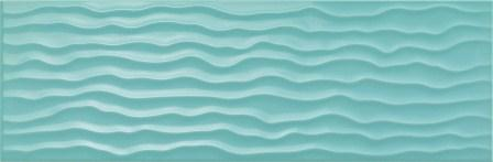 Плитка настенная Ragno Frame Aqua Strutturato 25×76 R4Yl