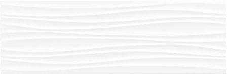 Плитка настенная Ragno Freestyle Matt Struttura Curva 3D 25×76 R6Sa