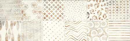 Настенная плитка Newker Gala Mosaico Grey 20×60