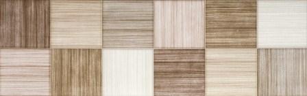 Настенная плитка Newker Gala Mosaico Paillette Aqua 20×60