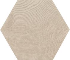 Керамогрнит Equipe Hexawood Grey 17,5×20 21627
