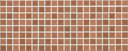 Плитка настенная Ragno Land Mosaico Red 20×50 R4Dg