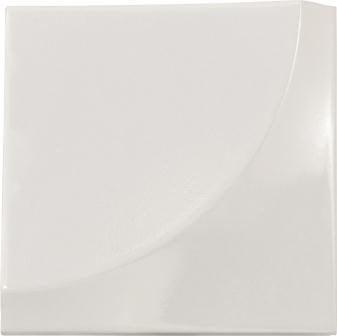 Настенная плитка Equipe Magical Curve White Pearl 15×15 23108