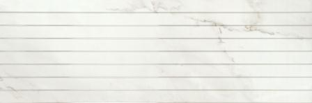Настенная плитка Newker Marbeline Basil Gloss White 40×120