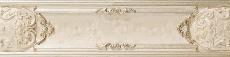 Бордюр Newker Marbeline Listelo Empire Cream 9,5×40
