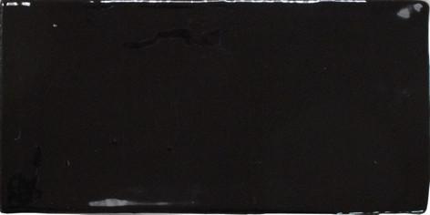 Настенная плитка Equipe Masia Negro Mate 7,5×15