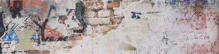 Декор Newker Material Graffiti Multi 22,4×90