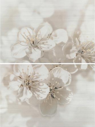 Декор Opoczno Mirta цветы 45х60