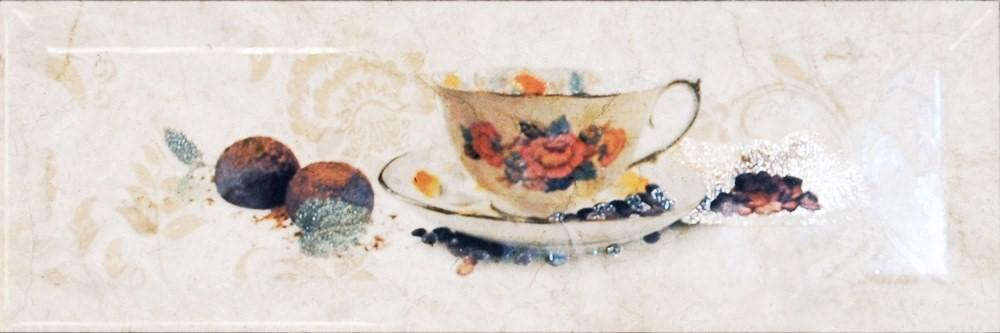 Декор Monopole Mistral Bonjour Cafe Marfil 10×30