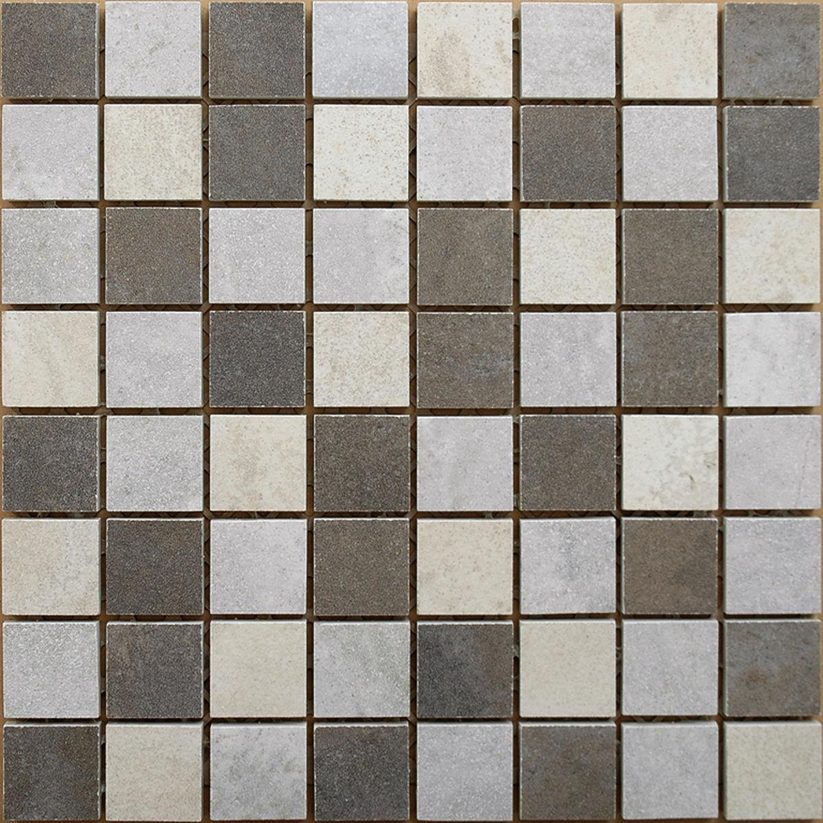 Мозаика Zeus Ceramica Casa Le Gemme Mix 32.5х32.5 Mqaxl1 Mix