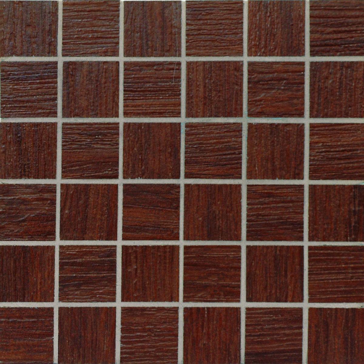Мозаика Zeus Ceramicа Casa Moodwood Wenge Teak 30х30 Mqcxp8