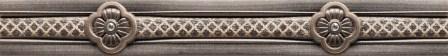 Бордюр Newker Noble Moldura Jewel Honey 5×40