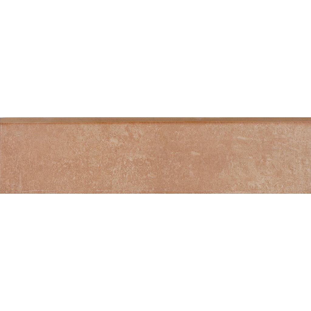 Керамогранит Zeus Ceramica Casa Cotto Classico Плинтус Rosa 8х32.5 Zlx27
