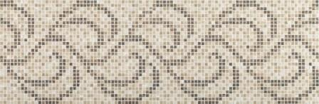 Настенная плитка Newker Puls Mosaico Climber Brown 29,5×90