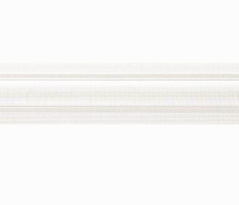 Бордюр Newker Royal Listelo Modan White 6×29,5