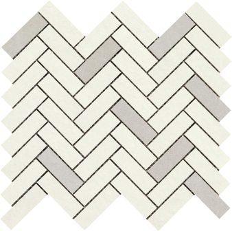 Мозаика Ragno Terracruda Mosaico Degrade Calce/luce 33,2×128,8 R060