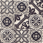 Настенная плитка Mainzu Titanium Relief 20х20