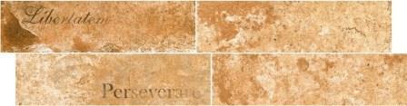 Керамогранит Monopole Vintage Orange 7,5х28