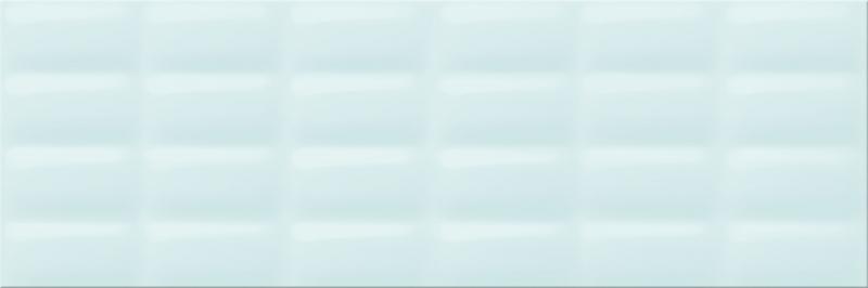 Плитка настенная Opoczno Vivid Colours Mint Glossy Pillow 25×75