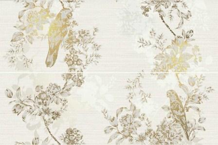 Декор Ragno Wallpaper Decoro C2 Bianco 50×76