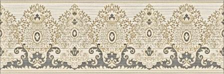 Декор Ragno Wallpaper Decoro 3 Bianco/blu 25×76