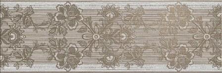 Плитка настенная Ragno Wallpaper Decoro 4 Fango 25×76