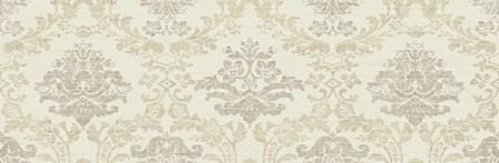 Плитка настенная Ragno Wallpaper Decoro 2 Avorio/fango 25×76 R4Hu
