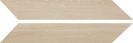 Керамогранит Ragno Woodgrace Chevron Milk Rettificato 73,2×11,8 R09A