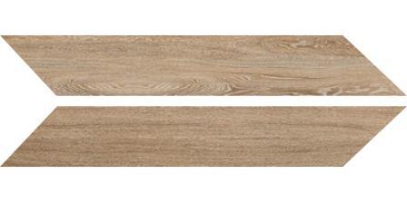 Керамогранит Ragno Woodgrace Chevron Coconut Rettificato 73,2×11,8 R09D