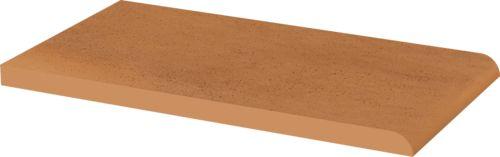 Настенный декор Paradyz Aquarius Brown 24,5 x 13,5 x 1,1