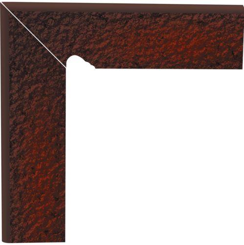 Напольный декор Paradyz Cloud Brown Duro двухэлементный левый 8,0 x 30 x 1,1