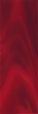 Декор настенный Paradyz SZKLANE MURANO Rosso B 25 x 75